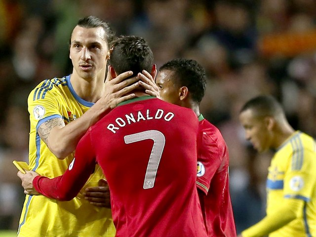 Ibrahimović: Postoji samo jedan pravi Ronaldo