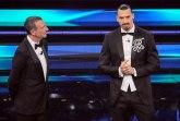 Ibrahimović iznenadio sve - na Sanremu izašao uz pesmu Jutro je VIDEO/FOTO