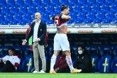Ibrahimović opsovao sudiju i isključen, Milan strepeo u Parmi VIDEO
