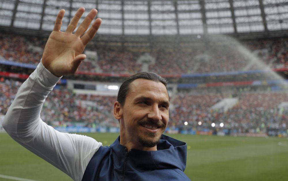 Ibrahimović podigao pompu: Španijo, vraćam se
