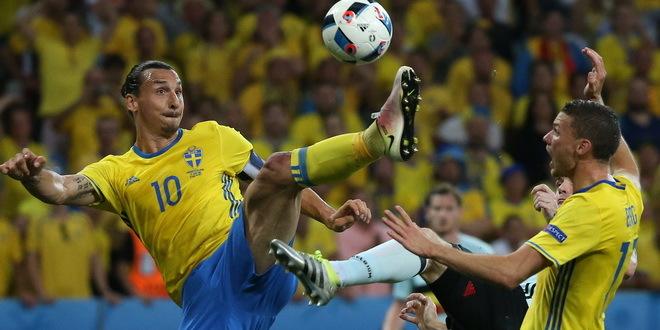 Ibrahimović posle pet godina opet u reprezentaciji Švedske