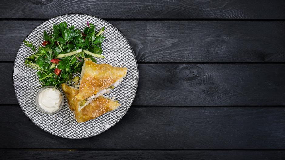 Ideja za ručak: Pita sa piletinom