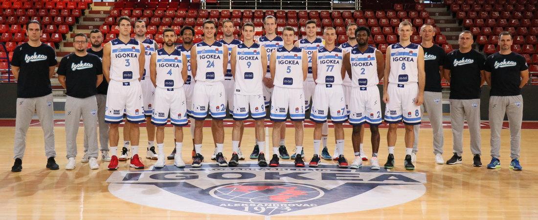 Igokea protiv Vujoševićevog Kluža za plasman u FIBA LŠ