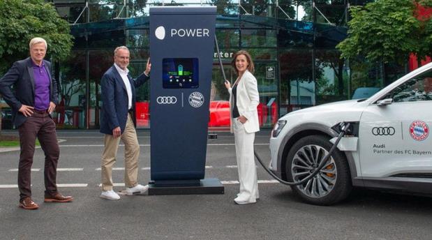 Igrači Bayerna će voziti električne Audi modele