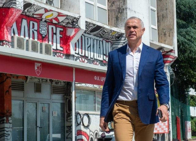 Igrači Crvene zvezde nisu odbili da igraju za Crnu Goru već protiv nepostojeće države
