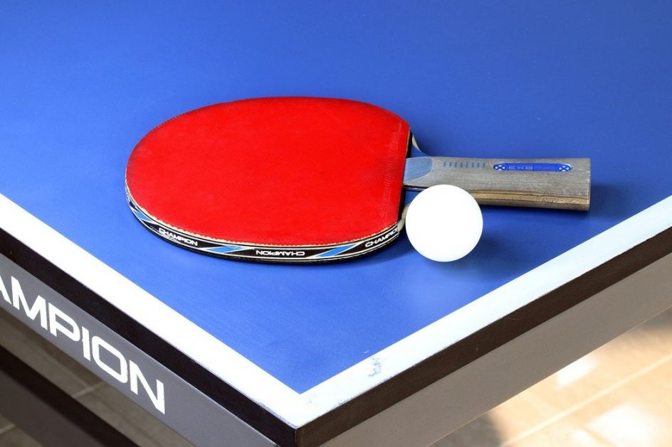 Stoni tenis perjanica Srpskog Miletića (AUDIO)