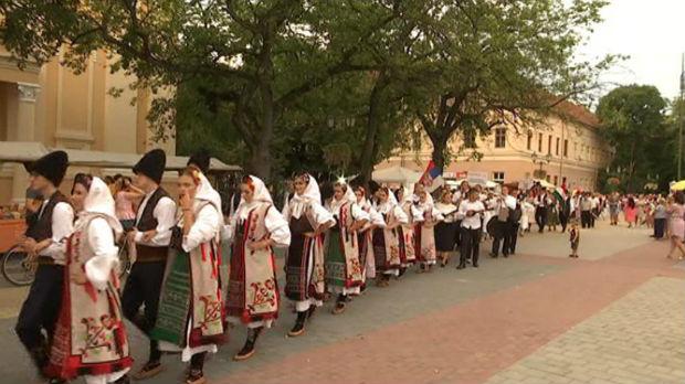 Igre i plesovi iz svih krajeva sveta u Bečeju