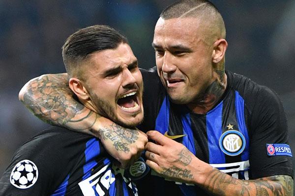 Ikardi se zahvaljuje Interu