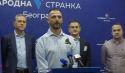 Ikodinović: Napad Vučićevih huligana dokaz da je država u službi kriminala