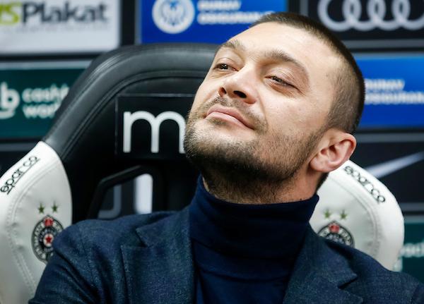 Iliev raspalio maštu navijačima Partizana: Da su oni igrali u derbiju, bilo bi 3:0 za nas!