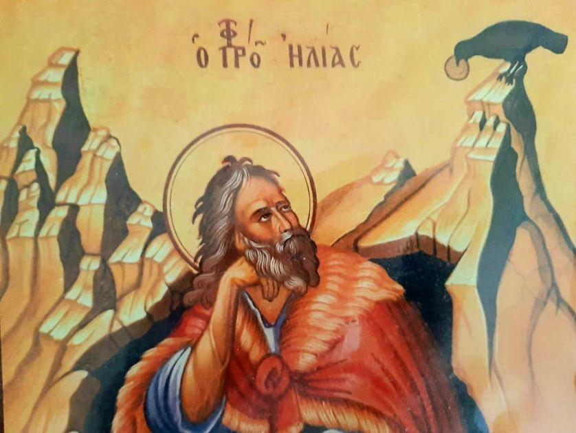 Ilindan – danas se nikako ne radi u polju da se ne bi navukao gnev svetitelja