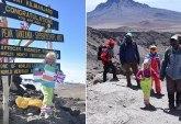 Ima samo šest godina, a već je dva puta osvojila Kilimandžaro