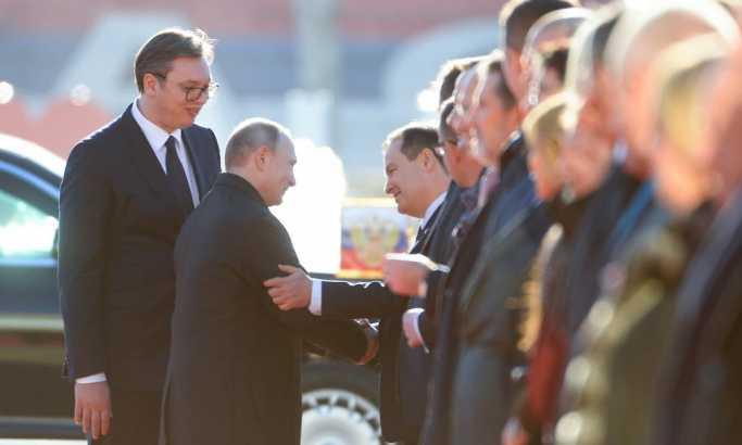 Impresije novinara iz Rusije: Putin dočekan u Beogradu kao car (VIDEO)
