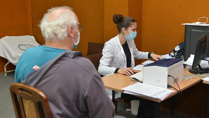 Imunizacija protiv kovida-19 u Boru odvija se bez problema, vakcinu primilo više od 500 ljudi