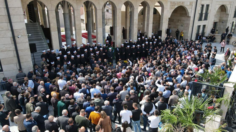 In Novi Pazar wurde ein neues islamisches Zentrum eröffnet