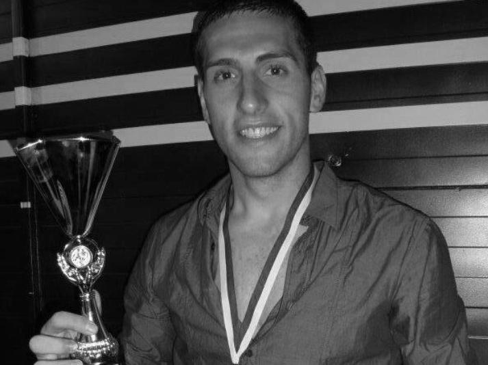 In memoriam: Miloš Đorđević, futsal reprezentativac