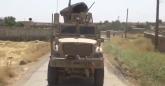 Incident između ruskih i američkih trupa u Siriji: Deblji kraj izvuklo oklopno vozilo SAD VIDEO