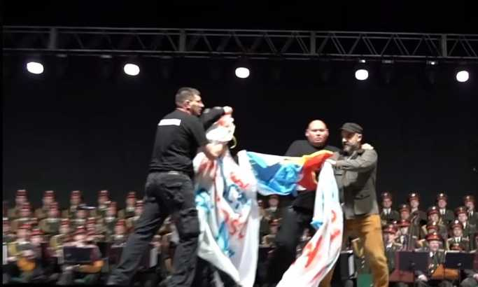 Incident s horom Aleksandrov u Poljskoj (VIDEO)