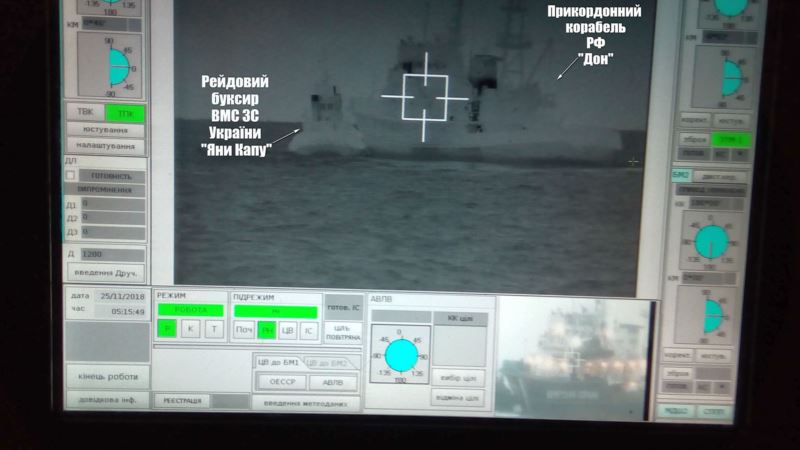 Rusija zaplenila tri broda ukrajinske mornarice, EU i NATO pozvali na uzdržanost