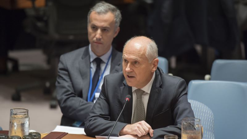 Incko: Jedinstvo međunarodne zajednice ključno za mir u Bosni i Hercegovini
