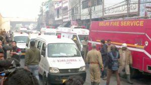 Indija: Tragedija u Delhiju – više od 40 radnika stradalo u požaru u fabrici