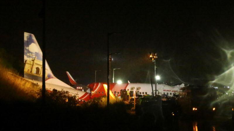 Indija: U avionskoj nesreći najmanje 18 poginulih