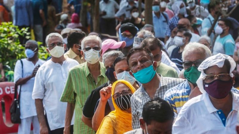 Indija vakcinisala osam miliona ljudi u jednom danu