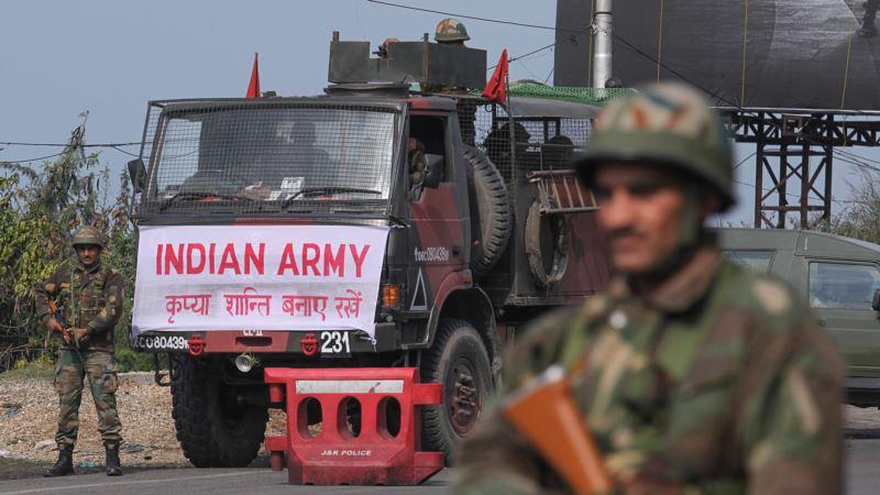 Indijski vojnici ubijeni u sukobu s kineskim snagama