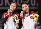 Indonežanke osvojile zlato u badminton dublu
