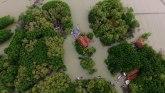 Indonezija: Sami u selu koje tone