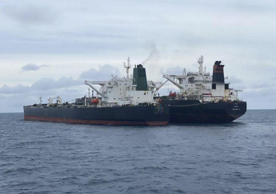 Indonezija: Zaplenjeni tankeri Irana i Paname