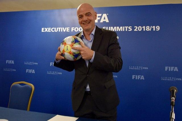 Infantino odložio odluku o broju ekipa na Mundijalu u Kataru