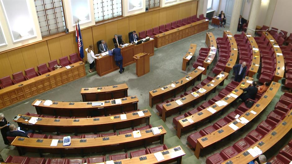Inicijativa Narod odlučuje predala potpise za referendum