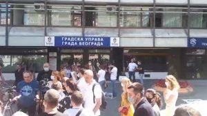 """Inicijativa Ne davimo Beograd predala preko 30 hiljada potpisa podrške """"Inicijativi za odbranu Košutnjaka"""""""