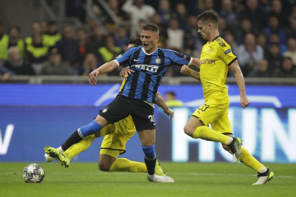 Inter bolji od Borusije, Liverpul i Napoli sigurni