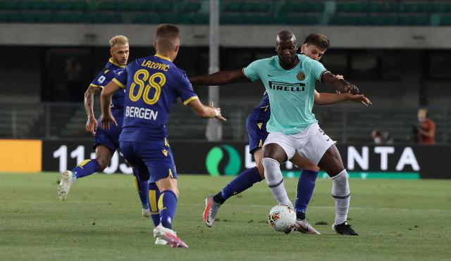Inter ispustio pobedu u Veroni, sjajni Lazović! (video)