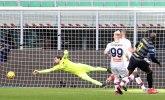 Inter rutinski do nove pobede, poraz Fiorentine, Vulić se povredio