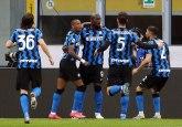 Inter se mučio i u finišu stigao do devete pobede u nizu VIDEO