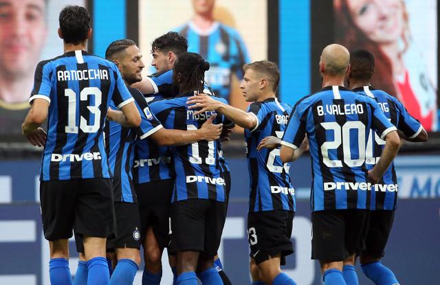 Inter ubedljiv za povratak na drugo mesto