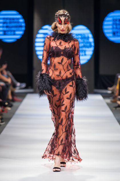"""Internacionalna raskoš na otvaranju 13. """"Serbia Fashion Weeka"""""""