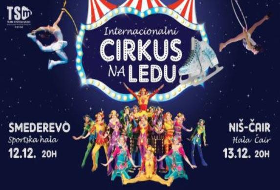 Internacionalni cirkus na ledu!