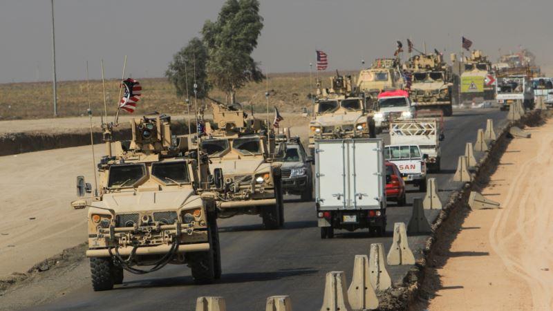 Iračka vojska: Američke trupe iz Sirije nemaju dozvolu za ostanak