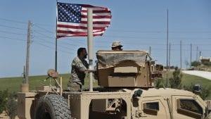 Iračka vojska: Američki vojnici iz Sirije nemaju dozvolu za ostanak