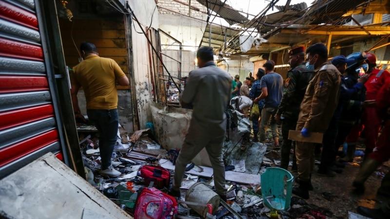 Iračke vlasti uhapsile odgovorne za nedavni napad u Bagdadu