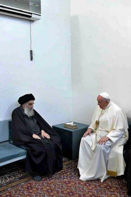 Irački premijer proglasio Dan tolerancije zbog posete Pape