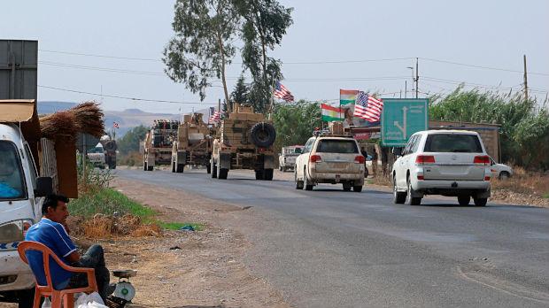 Irak, vojska SAD nema dozvolu da ostane