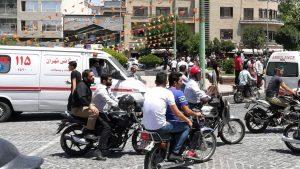 """Iran: Slavne ličnosti """"koriste kola hitne pomoći da izbegnu gužve u Teheranu"""""""