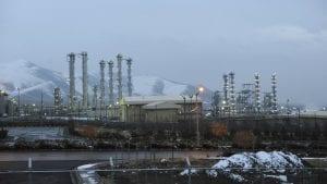Iran: Uskoro ćemo premašiti granicu zaliha slabo obogaćenog uranijuma