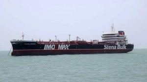 Iran: Zaplena britanskog broda je recipročan potez