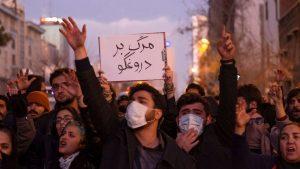 """Iran, avionska nesreća i protesti: Da li je ovo """"trenutak otrežnjenja"""" za građane"""